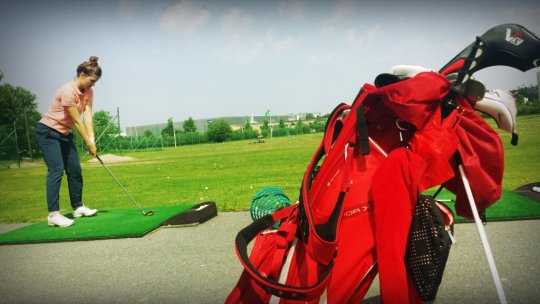 Nike Covert in the bag